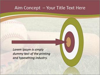 Popular Baseball Game PowerPoint Template - Slide 83