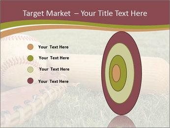 Popular Baseball Game PowerPoint Template - Slide 84