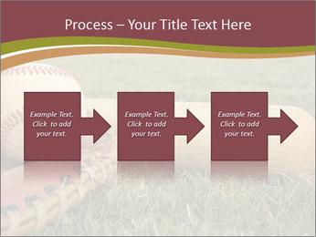 Popular Baseball Game PowerPoint Template - Slide 88