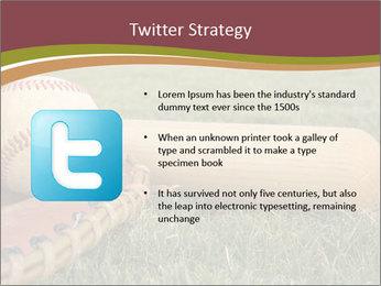 Popular Baseball Game PowerPoint Template - Slide 9