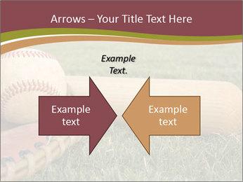 Popular Baseball Game PowerPoint Template - Slide 90