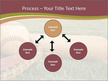 Popular Baseball Game PowerPoint Template - Slide 91