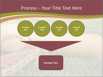 Popular Baseball Game PowerPoint Template - Slide 93