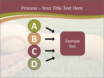 Popular Baseball Game PowerPoint Template - Slide 94