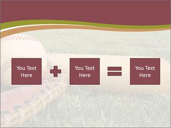 Popular Baseball Game PowerPoint Template - Slide 95