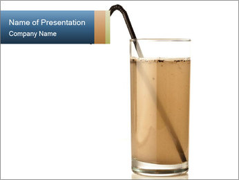 Polluted Water PowerPoint Template