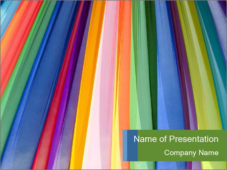 Pinstripe PowerPoint Template