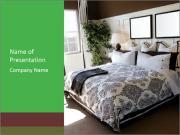 Parents Bedroom PowerPoint Templates