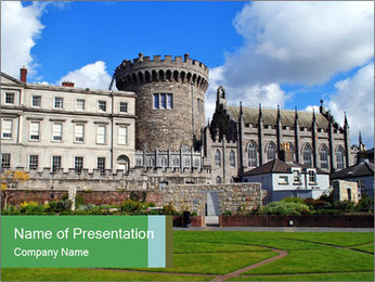 Fabulous Palace Modelos de apresentações PowerPoint
