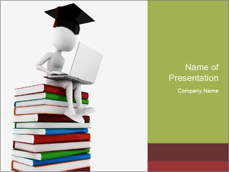 Amazing Graduation Powerpoint Templates Mold Resume Ideas