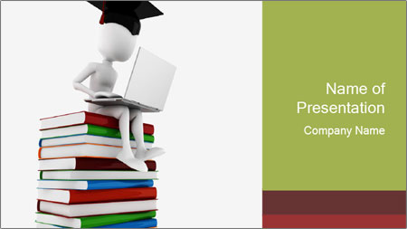university graduation powerpoint template backgrounds google