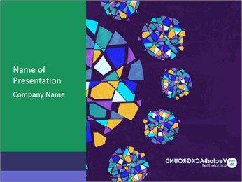 Creative Digital Art PowerPoint Template