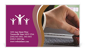 0000028534 Business Card Template
