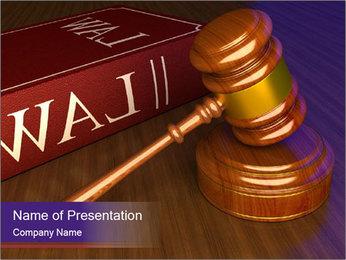 Civil Code PowerPoint Template