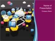 Apps for Digital Tablet Шаблоны презентаций PowerPoint