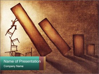 Creative Business Chart PowerPoint Template