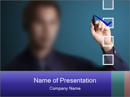 Corporate questionnaire powerpoint template backgrounds id corporate questionnaire powerpoint template toneelgroepblik Image collections