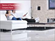 TV Entertainment PowerPoint Templates
