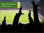 European Football Match PowerPoint Templates