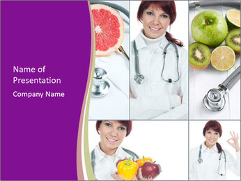 Healthcare and Medicine PowerPoint Template