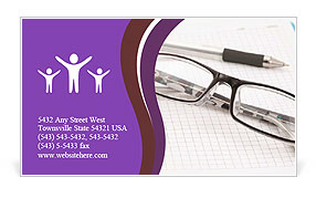 0000029305 Business Card Template