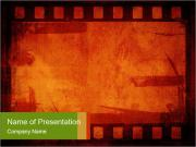 film strip - powerpoint template - smiletemplates, Modern powerpoint