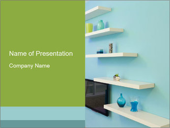 Scandinavian Interior Design PowerPoint Template