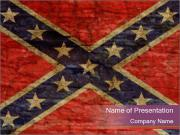 Vintage Flag PowerPoint Templates