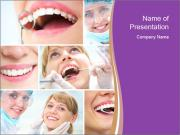 Orthodontist Work PowerPoint Templates