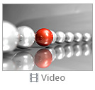 Red Sphere Video