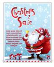 Santa Claus Poster Templates
