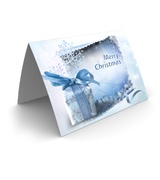 Winter Gift Christmas Cards