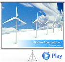 Alternative Energy Animated PowerPoint Template