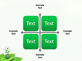 Green Idea Animated PowerPoint Template - Slide 15