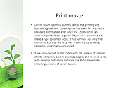 Green Idea Animated PowerPoint Template - Slide 35