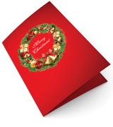 Christmas Symbol Christmas Card