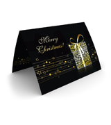 Luxury Christmas Card Christmas Card