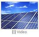 Bateria solar Vídeo