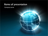 Sunny Earth Animated PowerPoint Template - Slide 1