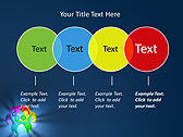 Colorful Teamwork Animated PowerPoint Template - Slide 10