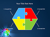 Colorful Teamwork Animated PowerPoint Template - Slide 11