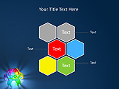 Colorful Teamwork Animated PowerPoint Template - Slide 12