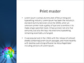 Colorful Teamwork Animated PowerPoint Template - Slide 35
