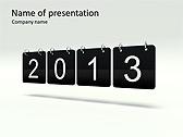 2013 Calendar Animated PowerPoint Templates - Slide 1