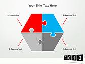 2013 Calendar Animated PowerPoint Templates - Slide 11