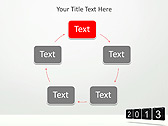 2013 Calendar Animated PowerPoint Templates - Slide 13