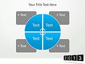 2013 Calendar Animated PowerPoint Templates - Slide 14