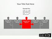 2013 Calendar Animated PowerPoint Templates - Slide 19