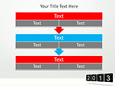 2013 Calendar Animated PowerPoint Templates - Slide 23