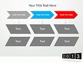 2013 Calendar Animated PowerPoint Templates - Slide 25
